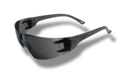 Radnor® Classic Series Safety Glasses-Gray Frame