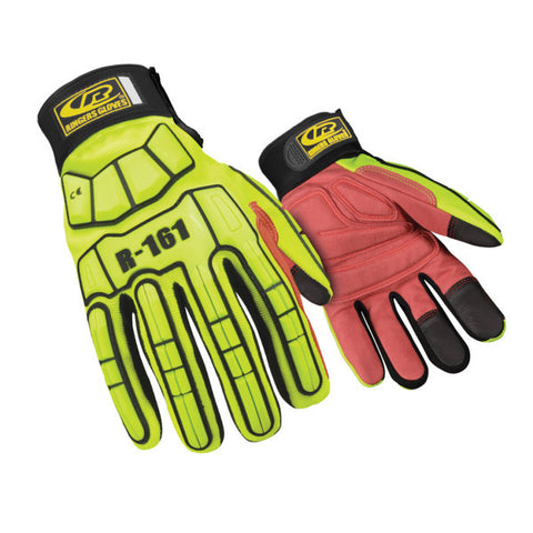 NEO Ringers High Vis Glove with Velcro Closure
