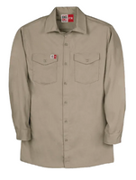 Big Bill® FR Industrial Work Shirt