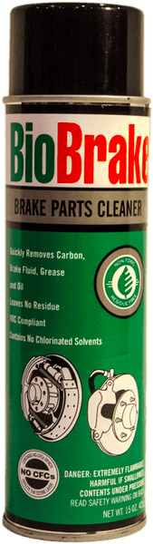 BioBrake Auto Maintenance & Brake Cleaner