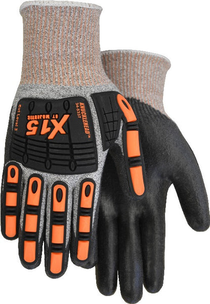 NEORIG Knucklehead Impact Protection Cut Resistant Glove