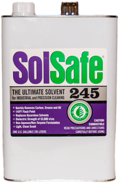 SolSafe 245 Cleaning Solvent