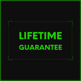 Lifetime Guarantee GMG Performance