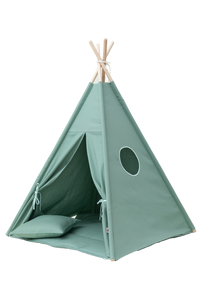 Olive Green Teepee Set