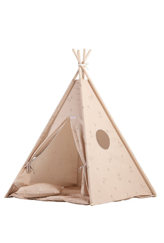 Powder Beige Teepee Set