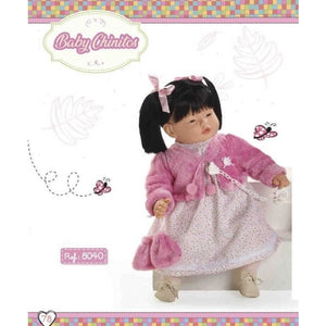 62cm Chinese Pigtails Doll