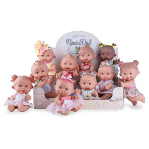 26cm Pepotes Perfumed Dolls - Sienna's Spanish Baby