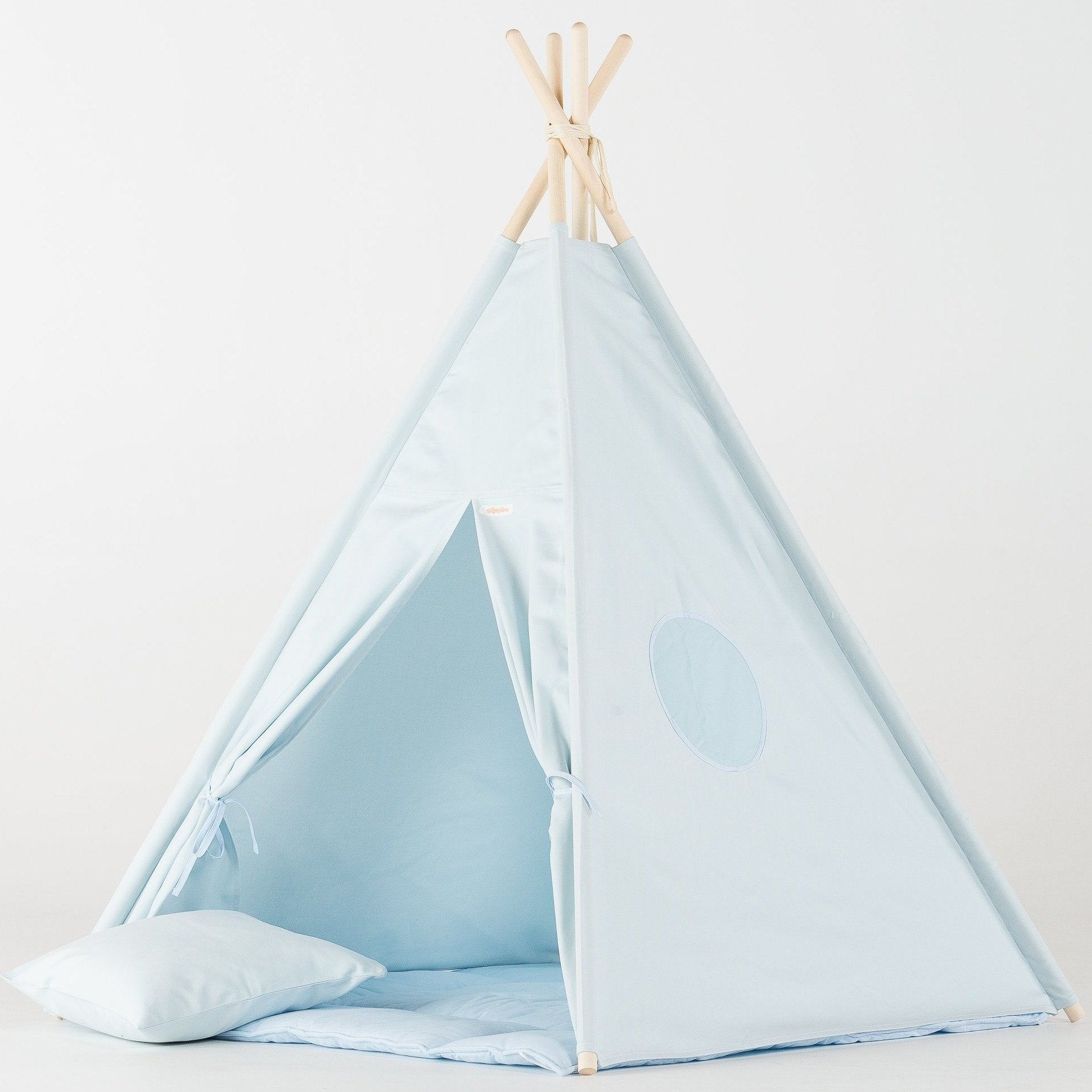 Blue Teepee Set