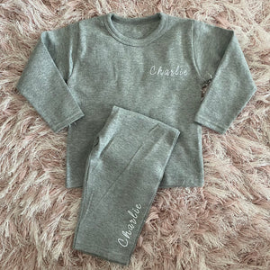 Personalised Baby Pyjamas