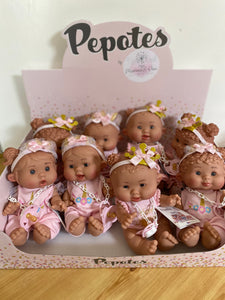 26cm Pepotes Special Edition Birthday Dolls - Sienna's Spanish Baby
