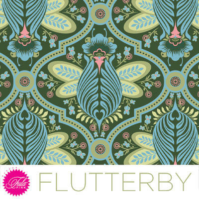 Flutterby by Tula Pink