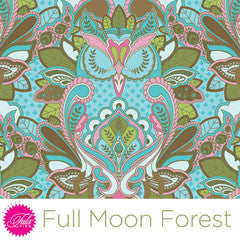 Full Moon Forest by Tula Pink
