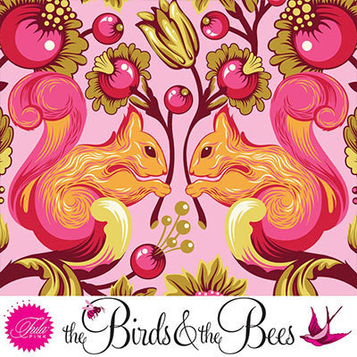 The Birds & the Bees by Tula Pink