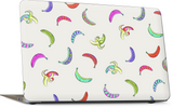 Rainbow Banana MacBook Skin