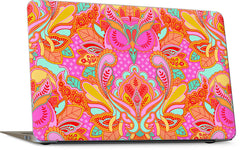 Frog Prince Orchid Laptop Skin