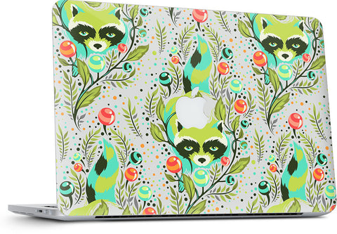 Raccoon Agave MacBook Skin