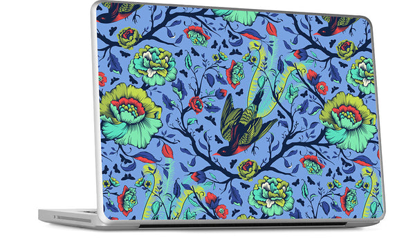 Tail Feathers Lupine MacBook Skin