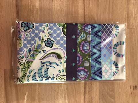 OMG Fat Quarter Bundle - Purple