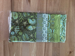 OMG Fat Quarter Bundle - Seaweed / Green