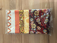 OMG Fat Quarter Bundle - Red / Orange