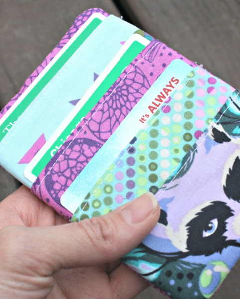 Greenbacks Wallet Trio Pattern