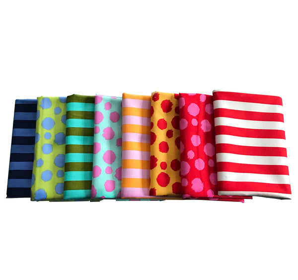 Furballs and Stripes Fat Quarter Bundle