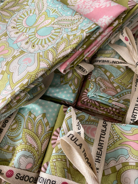 Stay Home Fat Quarter Bundle #5