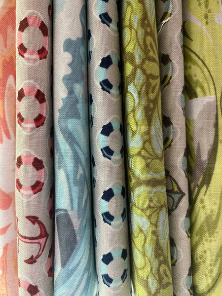 Salt Water Fat Quarter Bundle