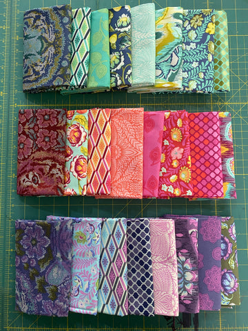 Eden Fat Quarter Colorway Bundle