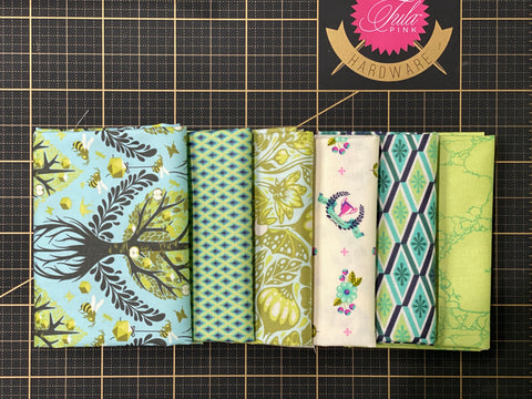 OMG Fat Quarter Color Bundle - Tree of Life Bundle
