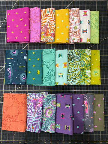 Spirit Animal Fat Quarter Colorway Bundle
