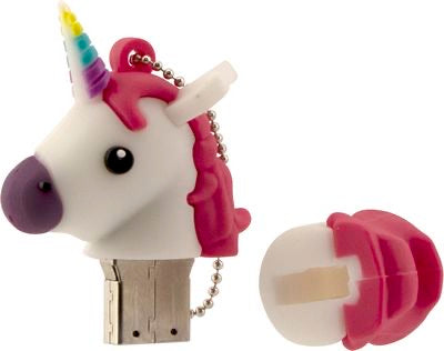 Tula Pink Hardware Unicorn 16 gig USB Stick