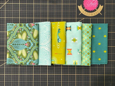 OMG Fat Quarter Bundle - Flutterwings Bundle