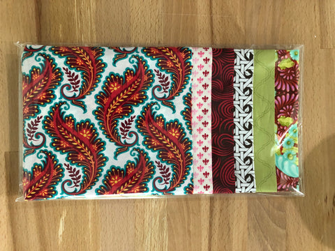OMG Fat Quarter Bundle - Red/Green