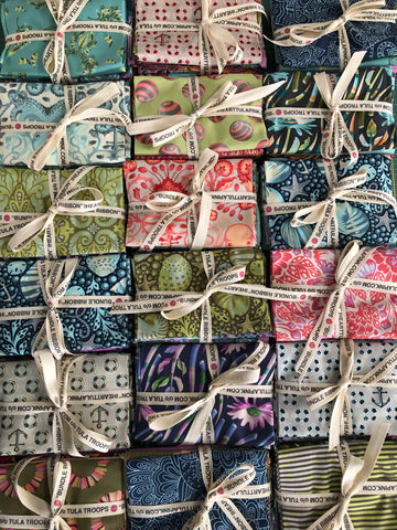 """OG"" Fat Quarter Bundle • 2013-2015 Archive"