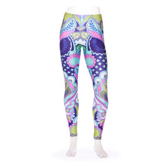 Owl Petunia Kid's Leggings