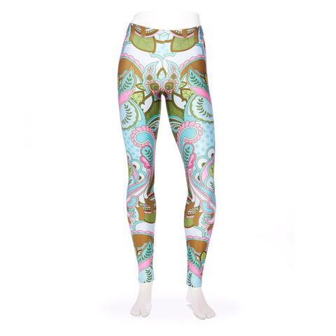 Full Moon Owl Kid's Leggings