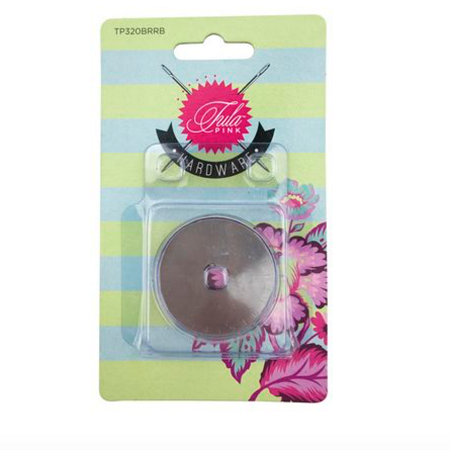 45mm Replacement Blades for Tula Pink Rotary Cutter