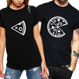 T-shirt Couple<br/> Pizza