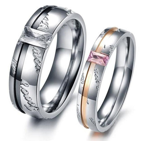 Bague Couple Cheap | Concept Couple