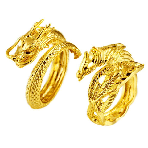 Bague Couple Dragon | Concept Couple