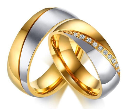 Bague Couple In Love | Concept Couple