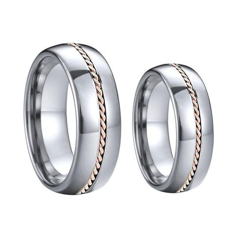 Bague Couple Metal | Concept Couple