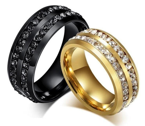 Bague Couple Rock | Concept Couple