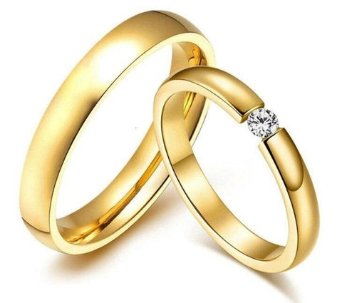 Bague Couple Serment | Concept Couple