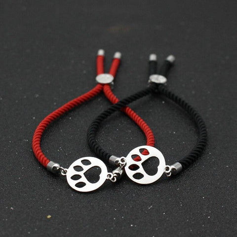 Bracelet Couple Cordon Bear | Concept Couple