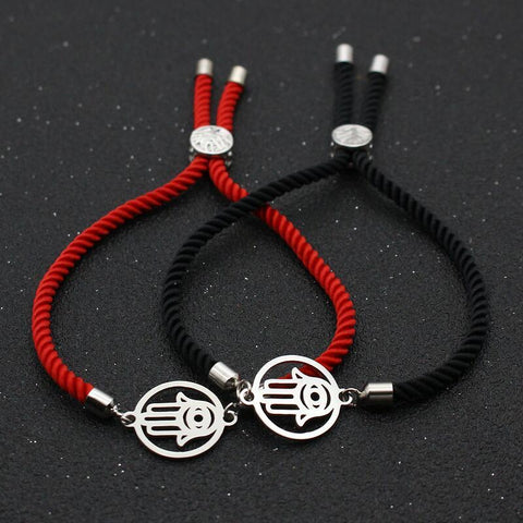 Bracelet Couple Cordon Chance | Concept Couple