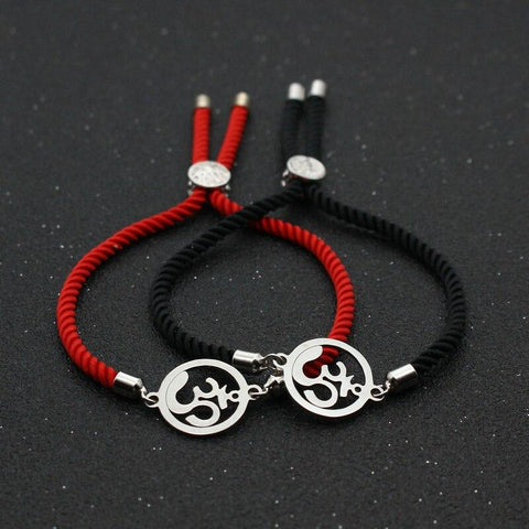 Bracelet Couple Cordon Lovers | Concept Couple