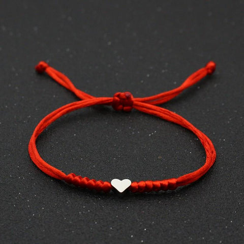 Bracelet Couple Cordon Sentiment | Concept Couple