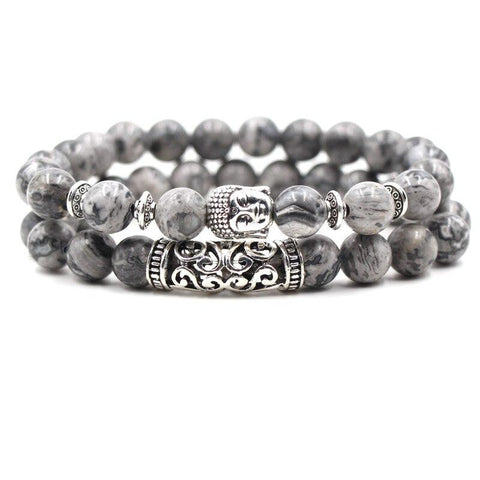 Bracelet Couple Distance Buddha | Concept Couple